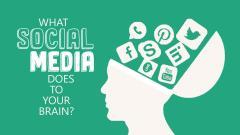 otak terbebani oleh media sosial - 2