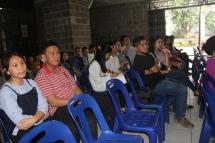 Para peserta Seminar Bijak Bermedia Sosial dari BIR dan OMK Padang Bulan - Medan (2)