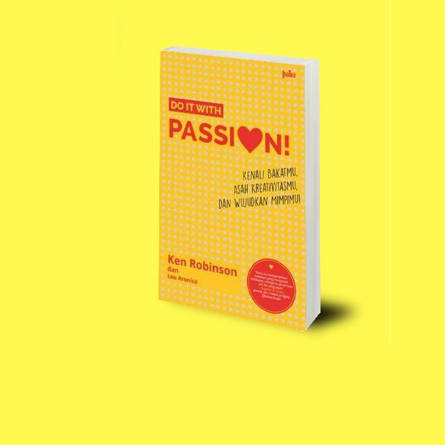 buku do it with passion