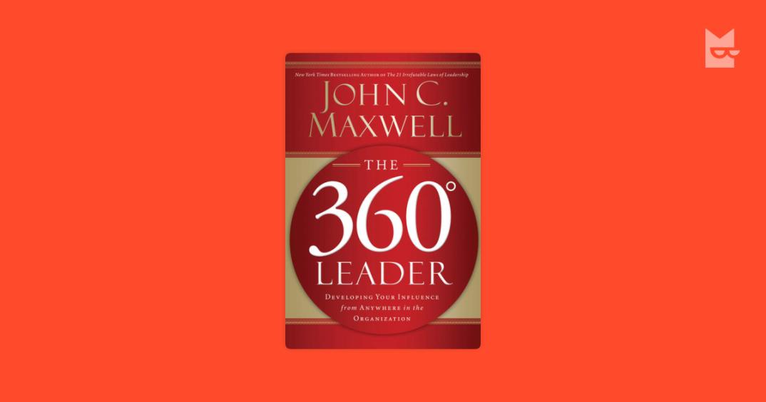 buku 360 degree leader