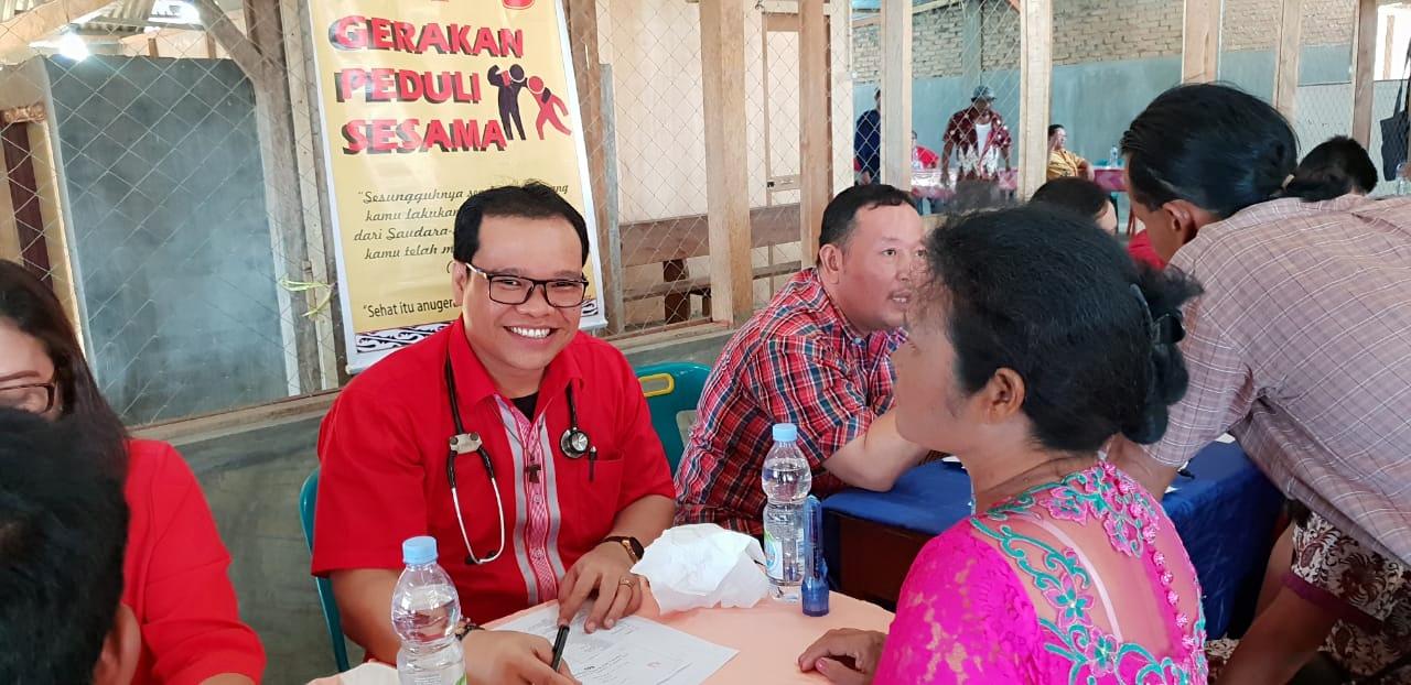 dr Sahat di acara GPS